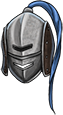 Ancient feud helm