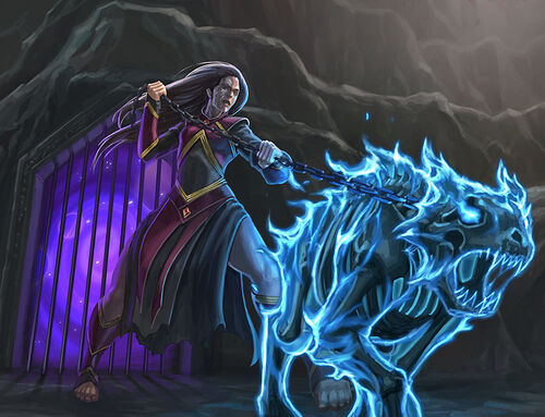 Helsyph the gravewarden raid