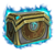 Brown-grey eternal dawn chest consumable