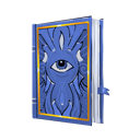 Book of knowledge blue