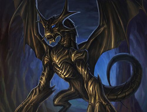 Gilded dragon raid