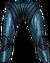 Pants cyan