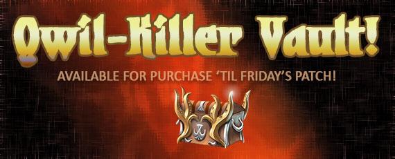 Scroller qui killer vault