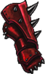 Infernal spike gloves