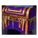 Purple-orange infinite dawn chest consumable