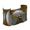 Brown-grey celestial dawn chest chest