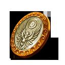 Collection celestial dawn coin 6 orange