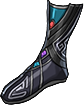 Crystal seers boots f
