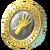 Festival token glove