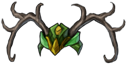 Helm green knight