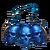 Marauder trophy blue