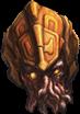 Rotting qwiladrian mask helm