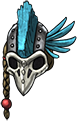 Mystical hunter helm