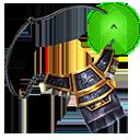Neck obsidian talisman boost