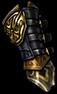 Outlaws set gloves