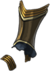 Shadow elf boots