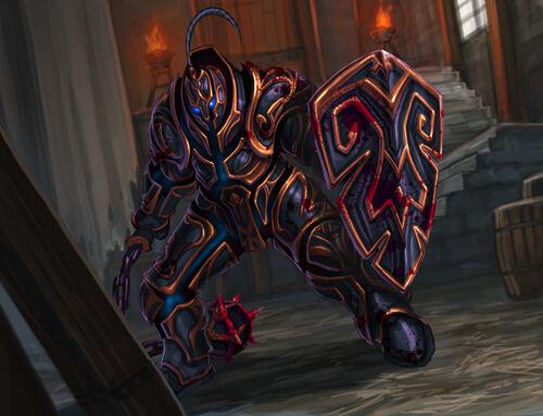 Bound protector raid