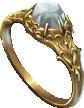 Ring tymiras wedding band