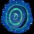 Collection eternal dawn coin 4 blue
