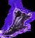 Arcane raven boots