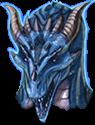 Dragon spirit illusion set helm f