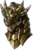 Helm clockwork dragon