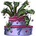 Gluttonous drake familiar