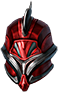 Helm crimson campaigner f