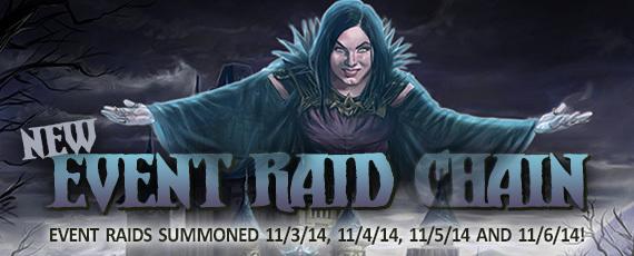 Scroller dotd event raid chain 2