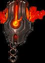 Blast furnace helm