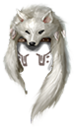 Helm snow fox f