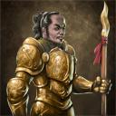 Yellow warrior