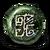 Collection illegible rune