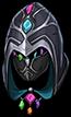 Crystal seers helm