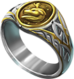 Ring titaran piper