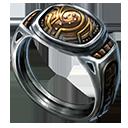 Ring bronzefist