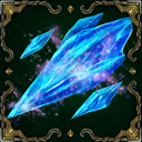 Relic enchanted ice shards