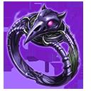 Arcane raven ring