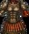 Chest ancient hero