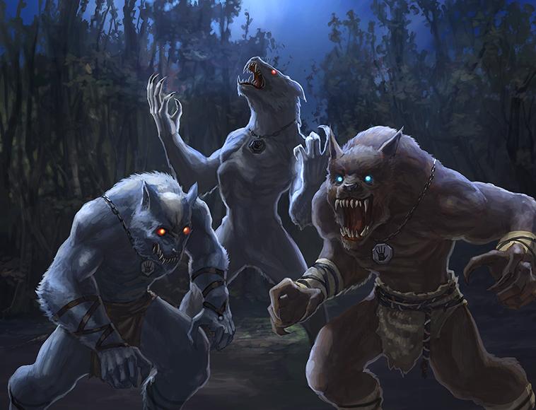 Howlers Mythology