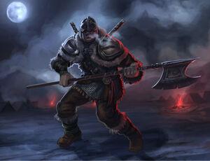Z6a5 nord warrior ambush