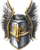 Helm angelic knight