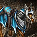 Standard-bearer set mount