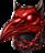 Damned ravens set helm