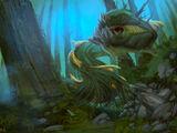 Vineborn Behemoth (Raid)