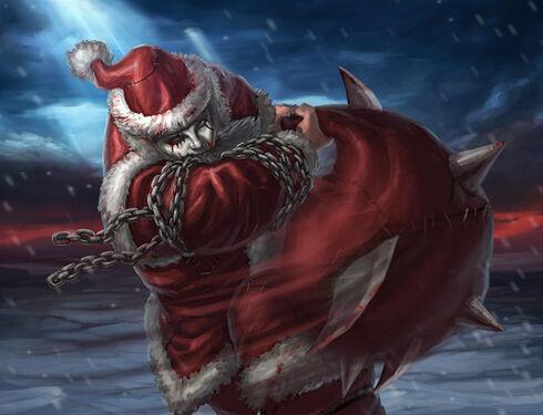 Yule Punishment Bearer (Raid) | Dawn of the Dragons Wiki | FANDOM