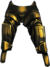 Pants gold