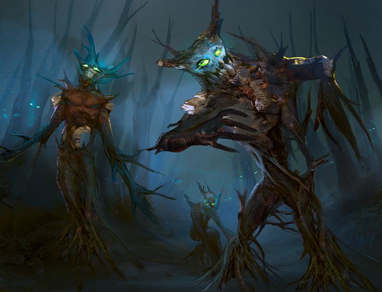 dryads of the dark wood raid dawn of the dragons wiki fandom