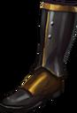 Boots golden charm