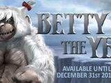 Betty the Yeti